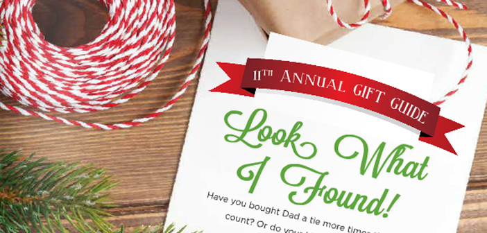 11th Annual Gift Guide