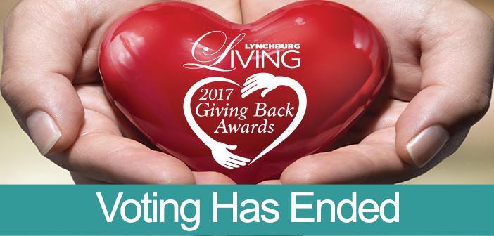 2017 Giving Back Awards