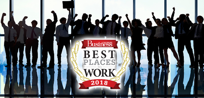 2018 Best Places to Work Sponsored by Lynchburg Business
