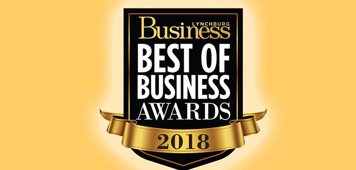 2018 Lynchburg Business Best of Business Awards