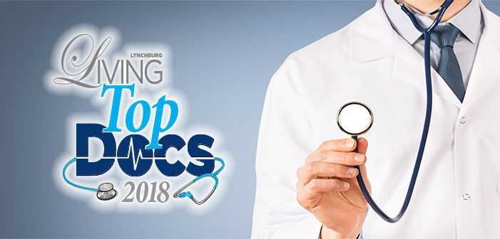 2018 Lynchburg Top Docs Peer to Peer Survey