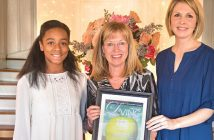 cheryl wilder top teacher award
