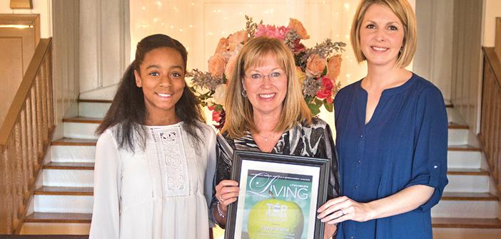 cheryl wilder top teacher award