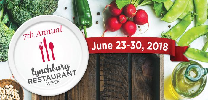 lynchburg restaurant week 2018