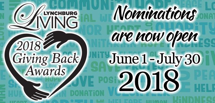 2018 Giving Back Awards