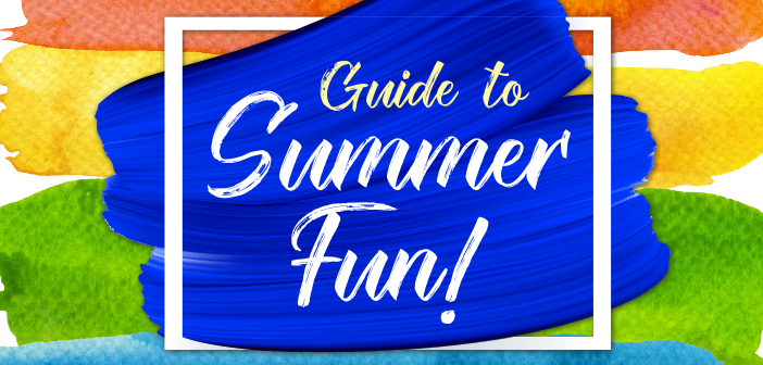 Summer Fun Guide 2018