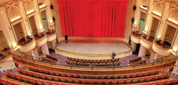 Lynchburg's Academy of Music