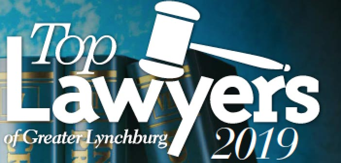 Top Lawyers of Lynchburg 2019