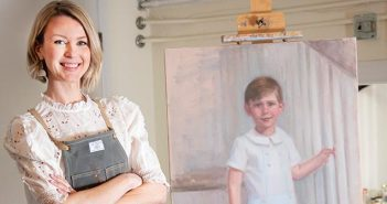 kate mc clure portrait artist