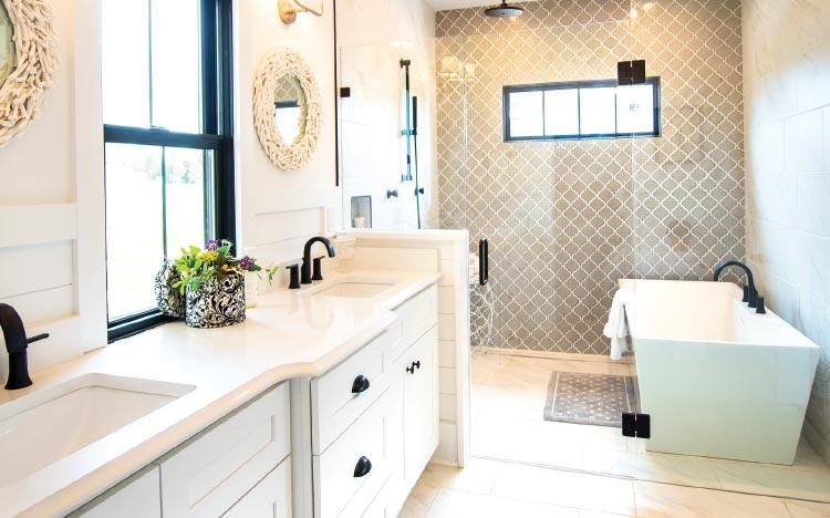 idea house master bath