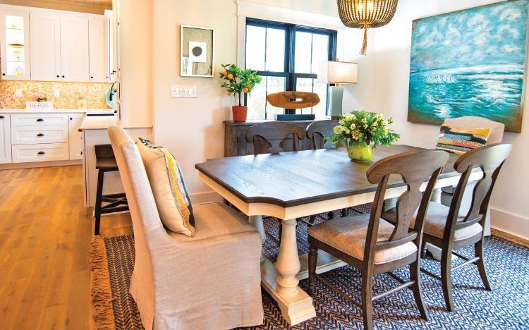 idea house dining room