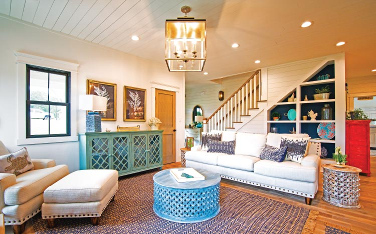 idea house great room