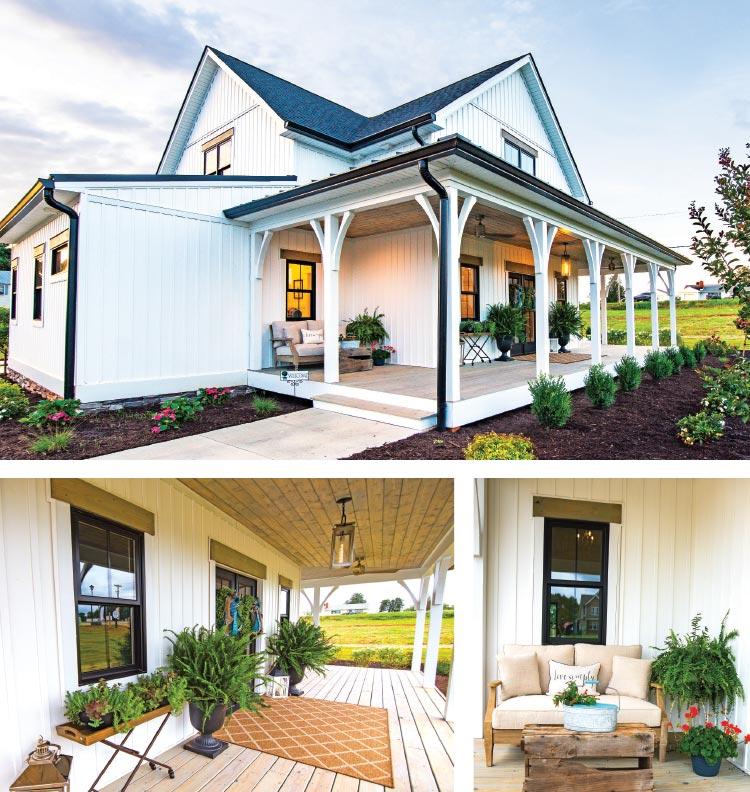 idea house entry way