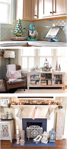 winter fall home decor