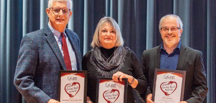 lynchburg giving back awards