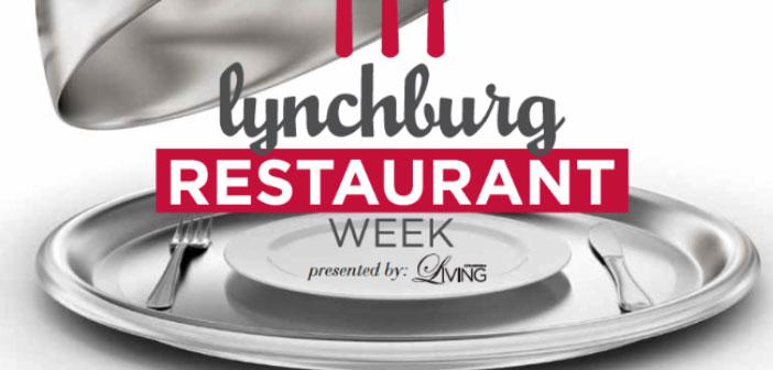 Lynchburg Restaurant Week 2021