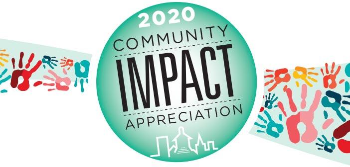 2020 Community Impact Appreciation