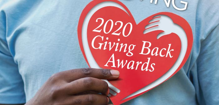 Lynchburg Living Giving Back Awards 2020