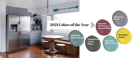 paint color trend