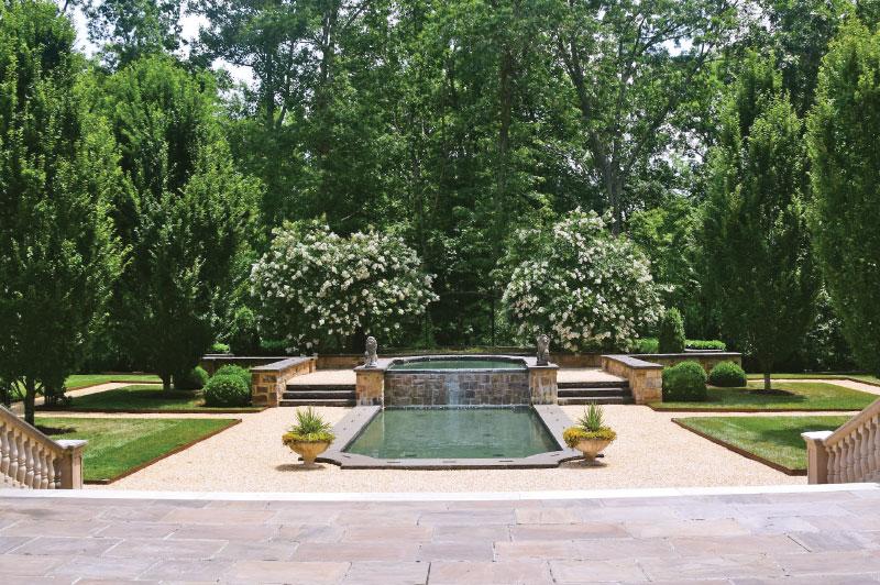 Garden of John and Jill Fees