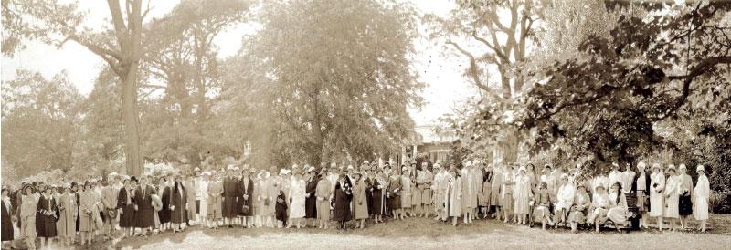 1924 Ladies