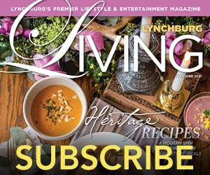 subscribe to lynchburg living magazine