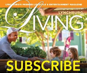 subscribe to lynchburg living magazine